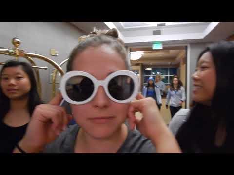 UCLA GYMNASTICS FUN TEAM CHALLENGE AT CAL BERKELEY