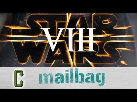 Collider Mail Bag - Did Disney Screw Quentin Tarantino? Can Episode VIII Live Up To Episode VII?