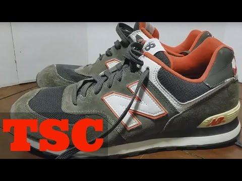 The Sneaker Chop New Balance 574