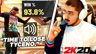 94% Win Guard Challenges me to BEST OF 3 in NBA2K20