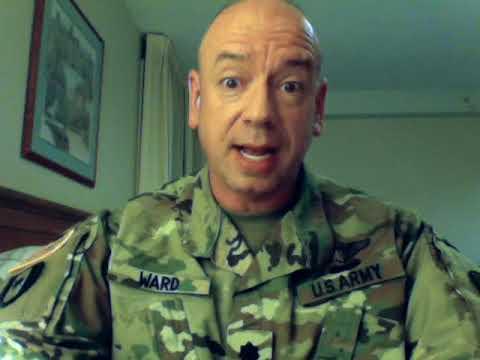 LTC David M Ward CRNA SME AMEDD  Recruiting Video