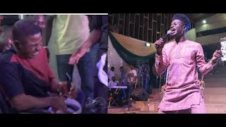 Watch How Kenny Blaq Diss Yinka Ayefele On Stage That Got Him Laughing So Hard