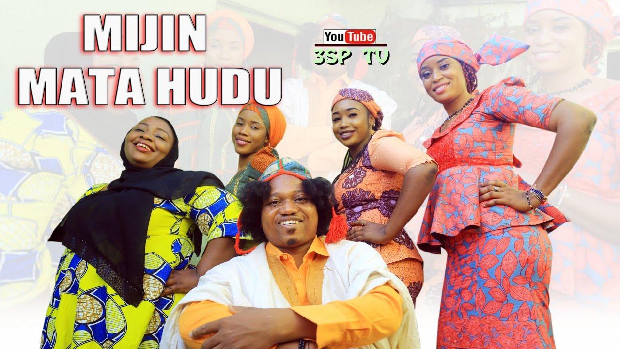 Download MIJIN MATA HUDU (Official Video) Yamu Baba and Zainab Sambisa.