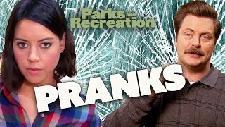 PRANKS And Recreation | Comedy Bites