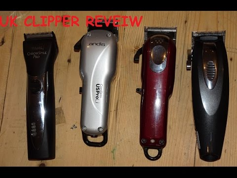 Uk Clipper Cordless Review Andis Wahl Babyliss Youtube