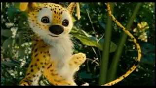 Houba ! On the trail of the Marsupilami / Sur la piste du Marsupilami (2012) - Trailer