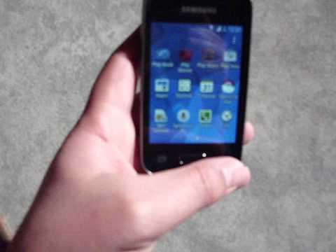 Samsung Galaxy Pocket 2 German- Deutsch Kurzvorstellung / HandsOn