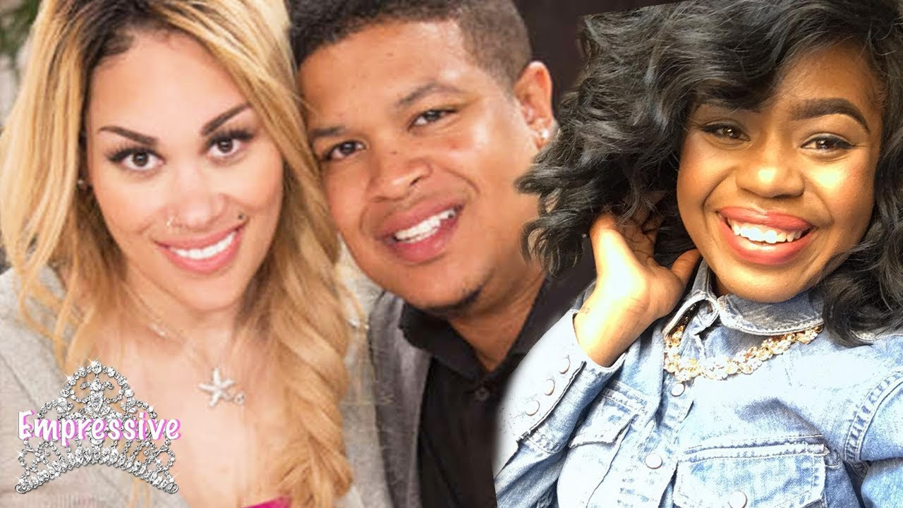 Keke Wyatt's estranged husband is dating another woman
