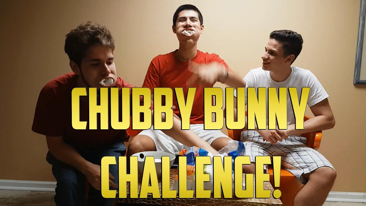 Chubby Bunny Challenge w/ TheIronMango, Mau5Craft ...