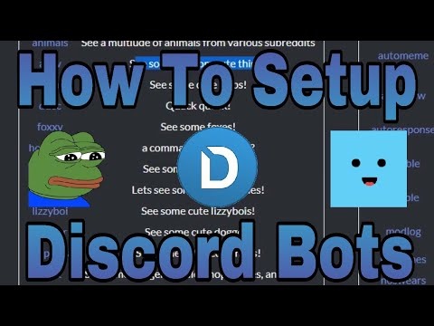 How To Set Up Discord Bots