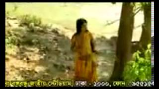 Gambar cover bangla song monir khan.jodi abaro pitebita.....