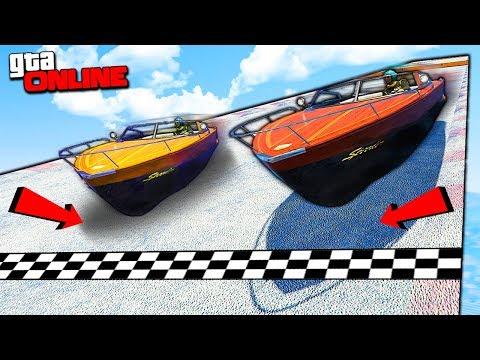 Gta 5 как поставить лодку на прицеп