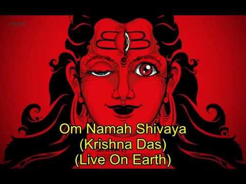Om Namah Shivaya Krishna Das   YouTube