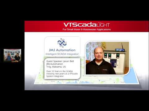 VTScadaLIGHT for Small Water and Wastewater Systems - Webinar