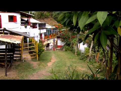 Antioquia de Colores - Por lo caminos del Café - Marzo 24 de 2013