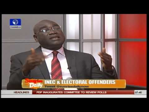 2015 Elections, One Of The Most Rigged In Nigeria – Observer (PT1) 04/05/15