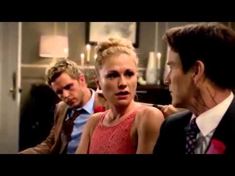 True Blood Season 7 Episode 10 - Jessica & Hoyt's wedding