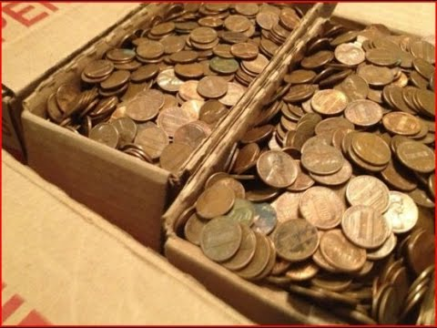 WHY PREPPERS HOARD COPPER PENNIES - 100% RISK FREE WAY TO INVEST IN COPPER 101