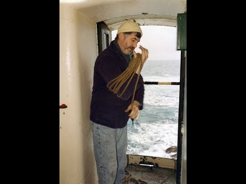 Interviews With Lighthouse Keepers,  Barry Bloy