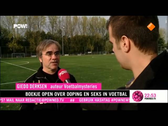 Voetbal schandaal Doping en Seks   Pownews Travel Video