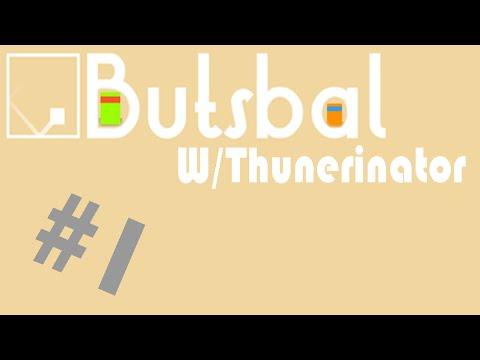 Dodgeball With GUNS !!! | Butsball #1 |