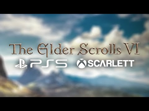 Bethesda Confirm Elder Scrolls 6 Will Be On PS5/Xbox Scarlett