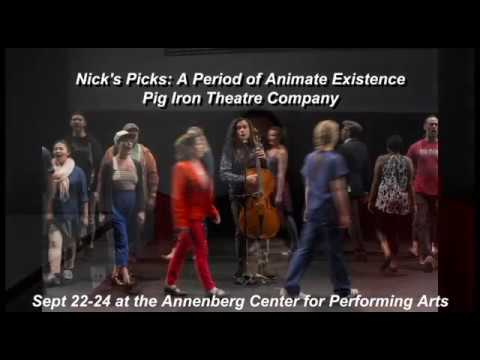 Nick Talks A Period of Animate Existence