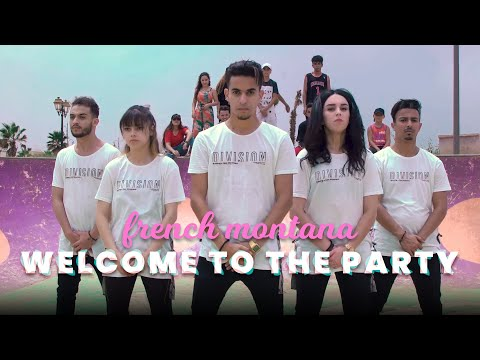 Diplo, French Montana & Lil Pump ft. Zhavia - Welcome To The Party | Dance Choreography