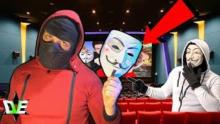 RED NINJA REACTS TO DANIEL BECOMING A DOUBLE AGENT HACKER! BACK TO PROJECT ZORGO? CHAD WILD CLAY CWC