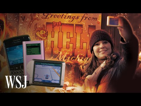 24 Hours in Hell With Only 2010 Technology | WSJ