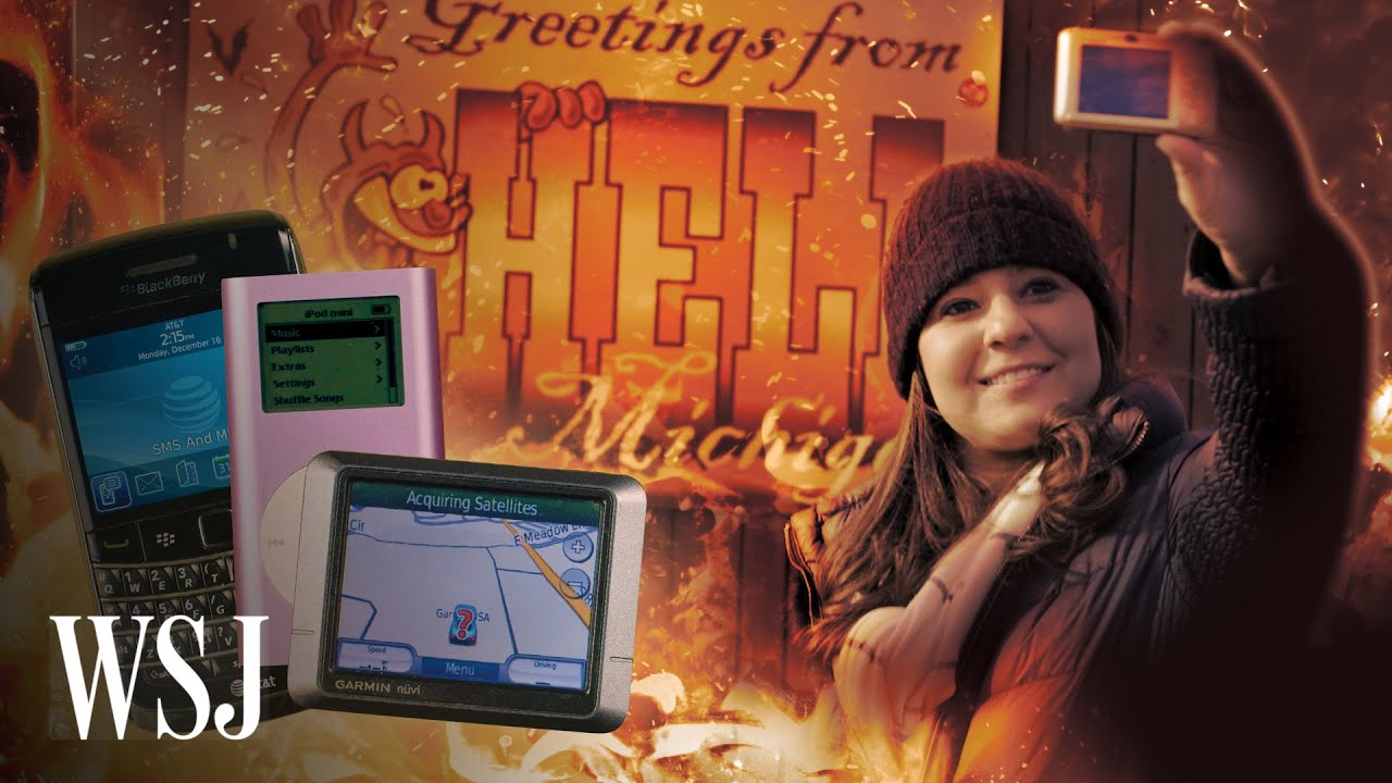 24 Hours in Hell With Only 2010 Technology   WSJ