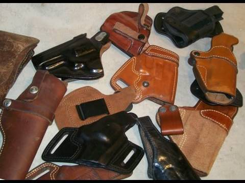 What Holster to Buy? Leather Holsters
