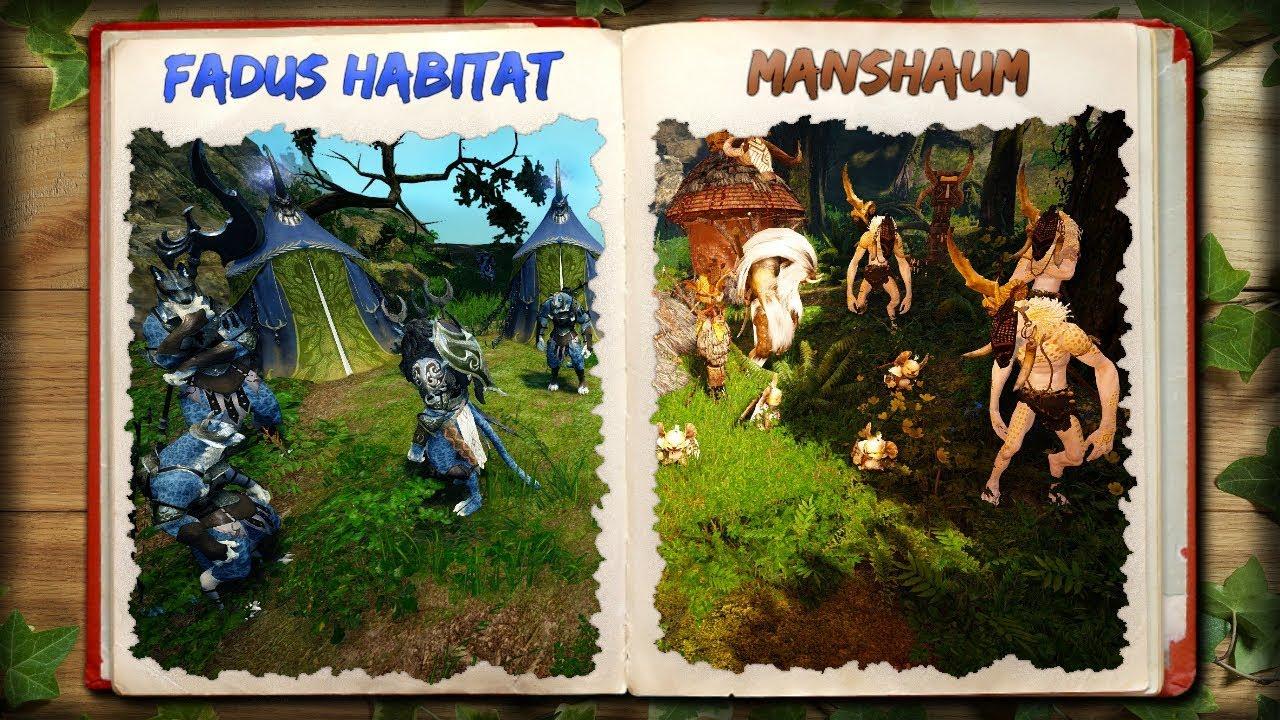 The Skill EXP Journal : Chapter 1 - Fadus Habitat & Manshaum