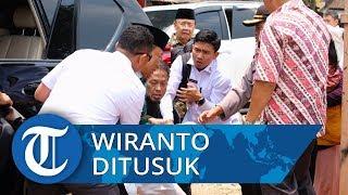Wiranto Dikabarkan Ditusuk Orang Tak Dikenal, Polisi Sebut Pelaku sudah Diamankan