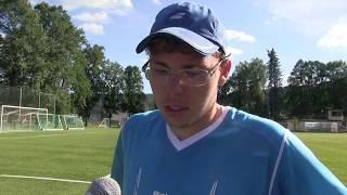 Matěj Vocel po prohře v 1. kole na turnaji Futures v Ústí n. O.