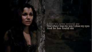 Les Miserables - Samantha Barks  - On My Own (lyrics) (Full Verison)