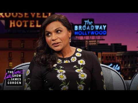 Don't Follow Mindy Kaling Onto a Bus Unless You're Handsome