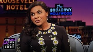 Don't Follow Mindy Kaling Onto a Bus (Unless You're Handsome)