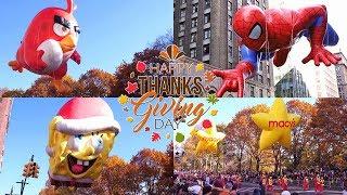 Macy's Thanksgiving Day Parade, Manhattan, New York City