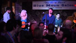Feufollet- Tired of your Tears- Live at Blue Moon Saloon