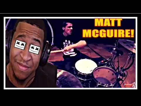 Hes Got To Be The Criss Angel Of Drums - Matt McGuire
