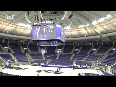 TCU Unveils New Arena