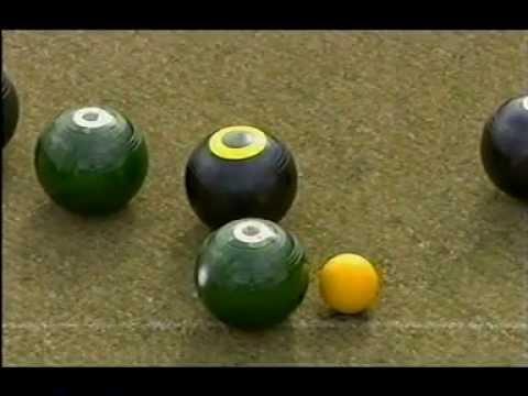 Lawn Bowls 2003 Super Singles 1st Semi P Harris Vs B Cornhels