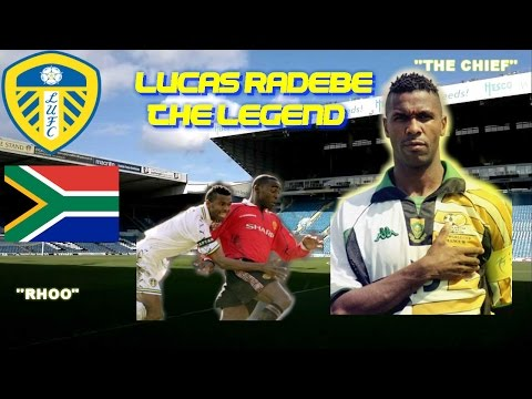 LUCAS RADEBE - THE LEGEND