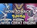► How to Hack ▪ Pokemon Platinum / P