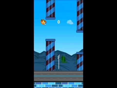 Обзор игры Bitcoin Flapper