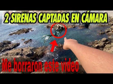 Download Graban SIRENA REAL CAPTADA en pleno día MIRALO ANTES DE QUE LO BORREN de nuevo con laguna negra
