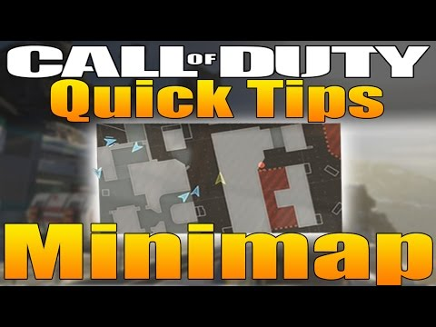 The Secret to the Minimap (Call of Duty Quick Tips)