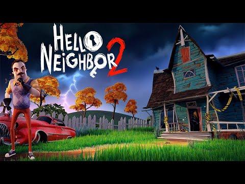 ПРИВЕТ СОСЕД 2 Hello Neighbor 2 Alpha 1