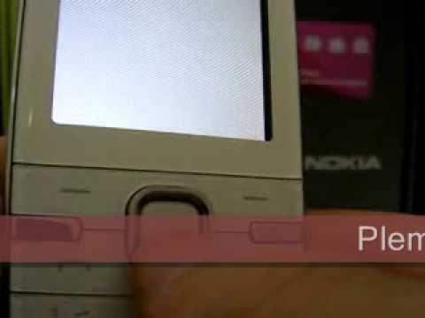 Nokia 6730 classic Unboxing Demo Video